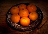 Christmas Mandarin