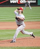 Bronson Arroyo, Cincinnati Reds pitcher