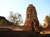 Ayutthaya Historical Park poster