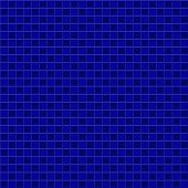 Finely cracked blue glazed tiles background