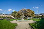 Place des Vosges in Paris, France
