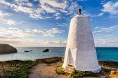 Huers Hut Portreath Cornwall England