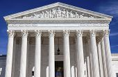 pic of laws-of-attraction  - White Columns US Supreme Court Capitol Hill Statues Washington DC - JPG