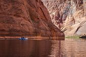 Rafting The Colorado River