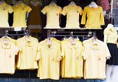 Yellow Shirts For The King's Birthday