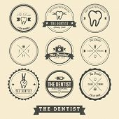 Dentist Label Design