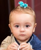 image of pretty-boy  - pretty little baby boy human white child
