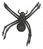 Aranha de Halloween