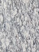 stock photo of slab  - monochrome natural marble with different shades of gray and beautiful divorces in a large slab - JPG