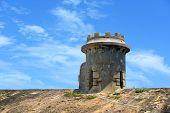 stock photo of san juan puerto rico  - Castillo de San Cristobal - JPG