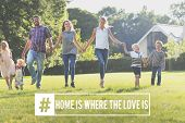 Home Love Living Property Residential Togetherness poster