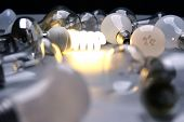 Heldere lamp