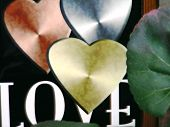 Love Metal Hearts poster