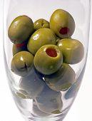 Olive Glass