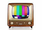 Old Retro Television