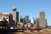 Port Vancouver Rail Yard