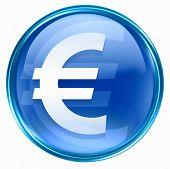 Euro Icon Blue