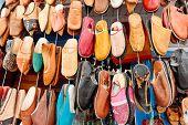 Arabic shoes