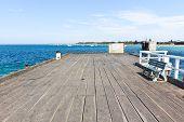 Empty Dock