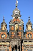 Malmo City Town Hall, Sweden