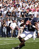 Penn State's quarterback Robert Bolden #1