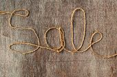 Sale String