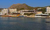 Aigina island in Greece