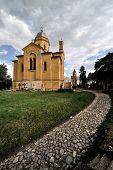 Orthodox Church Of St. Dimitrije In Belgrade, Serbia (2) poster