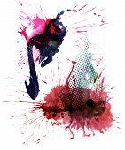 Multicolor Stain6