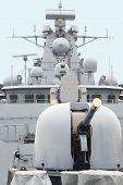 Military Anti-submarine Ship.