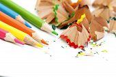 Lápices y lápices de afeitar