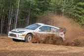 Ford Focus Rally Car