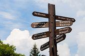 Ingerpost im Harz, Deutschland