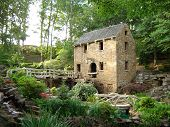 The Old Mill In Little Rock