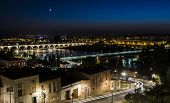 picture of sabbatical  - View from the castle of the city of Badajoz - JPG