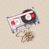 Analog Tape Cassette