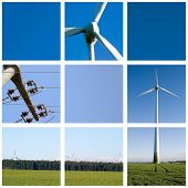 Wind Energy Grid