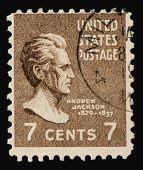 Andrew Jackson 1938
