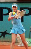 Viktoriya Kutuzova At Roland Garros