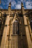 Buen Pastor Cathedral In San Sebastian. Spain