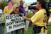Tea Party Express Interview