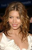 Jessica Biel at the World Premiere of