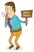 Silent Please