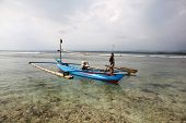 Indonesian Fishing Boat