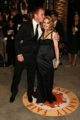 Guy Ritchie and Madonna at the 2007 Vanity Fair Oscar Party. Mortons, West Hollywood, CA. 02-25-07