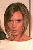 Victoria Beckham at the 2007 Elton John Aid Foundation Oscar Party, Pacific Design Center, West Holl