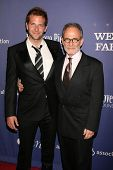 Bradley Cooper and Ron Rifkin at the 15th Annual Alzheimer's Benefit