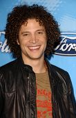 Justin Guarini at the American Idol Top 12 Finalists Party. Astra West, West Hollywood, CA. 03-08-07