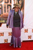 Mama Stokes arriving at the 21st Annual Soul Train Music Awards. Pasadena Civic Auditorium, Pasadena, CA. 03-10-07
