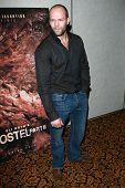 Jason Statham at the ShoWest 2007 Lionsgate Luncheon. Paris Hotel, Las Vegas, NV. 03-14-07
